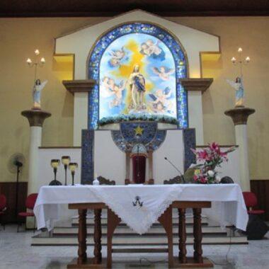 Missa de Aniversário das Mães que Oram 18/09/21 as 9h