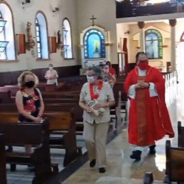 Missa Festa da Exaltação da Santa Cruz – 14/09/21