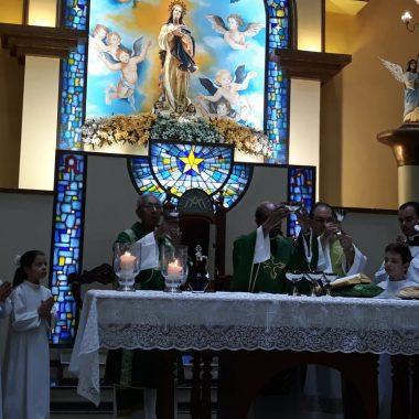 Missa de Aniversário de Ordenação Pe. Sebastião dia 20/01 as 19h